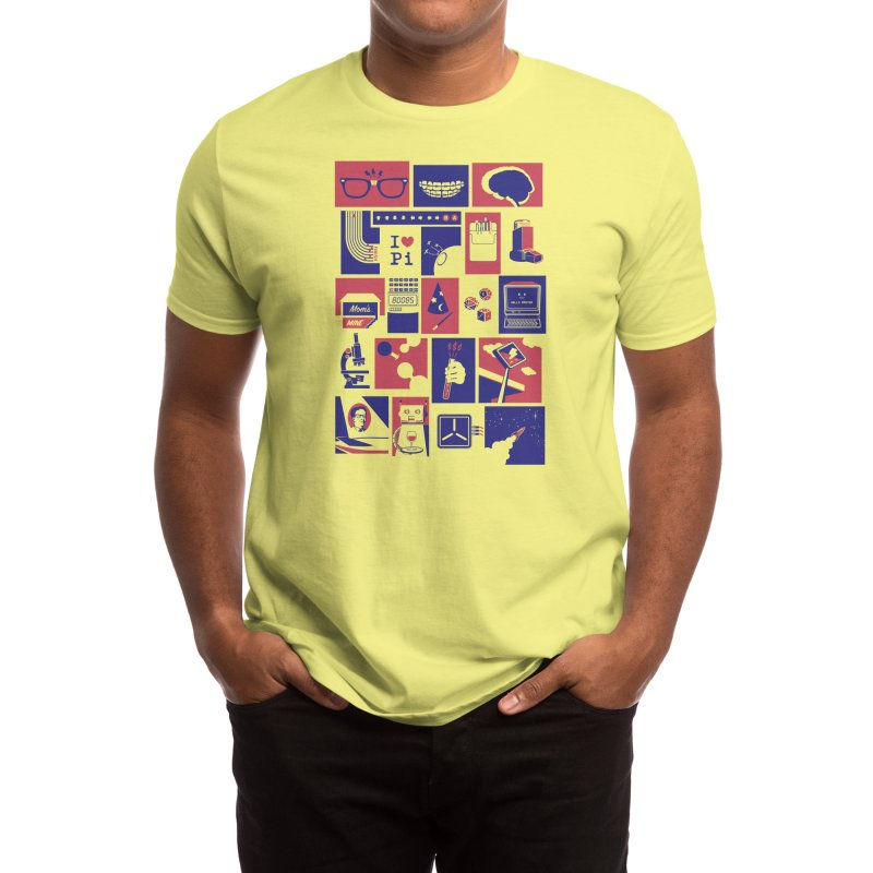 Geekology Men's T-Shirt by Threadless Artist Shop