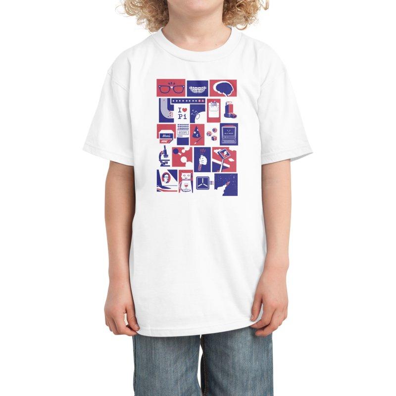 Geekology Kids T-Shirt by Threadless Artist Shop