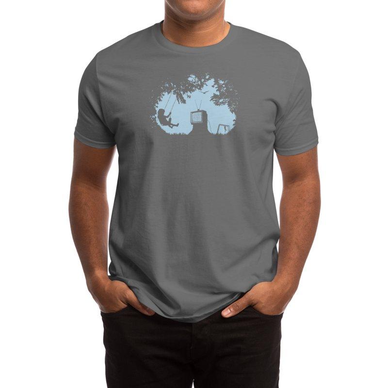Get Some Fresh Air Men's T-Shirt by Threadless Artist Shop