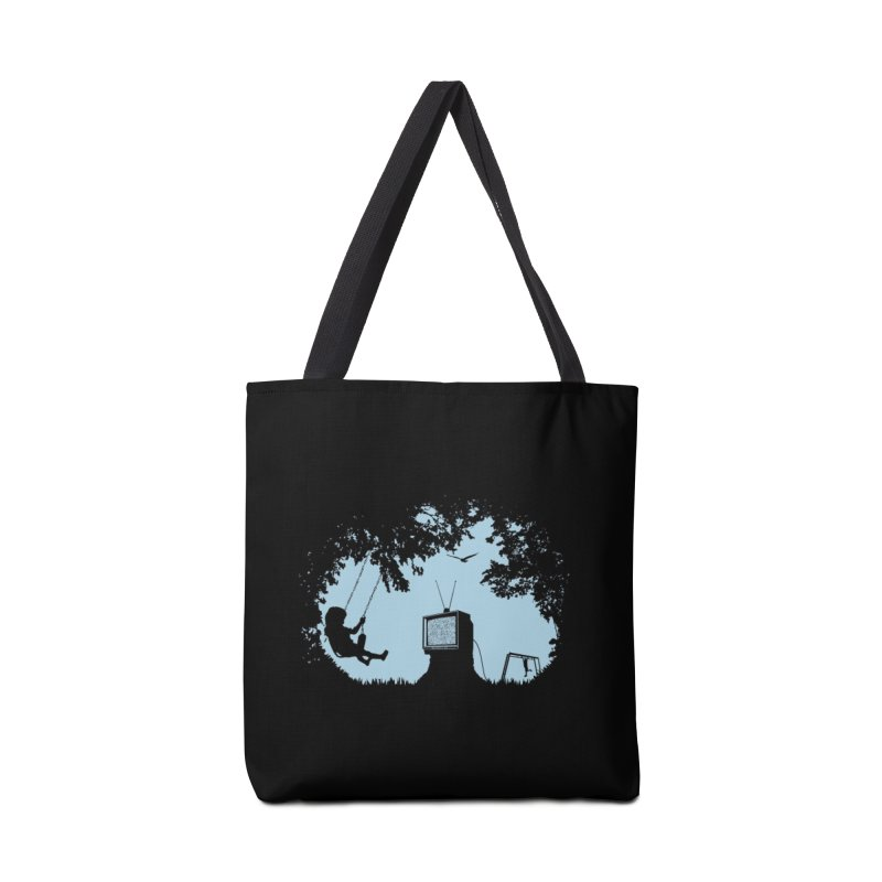 Get Some Fresh Air Accessories Bag by Threadless Artist Shop