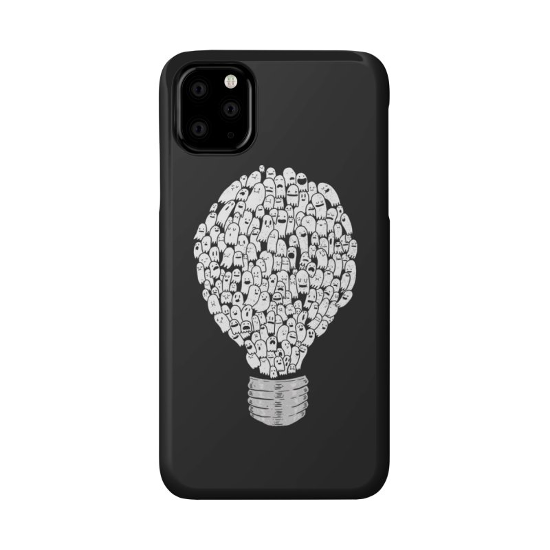 Ghost Bulb Accessories Phone Case by Threadless Artist Shop