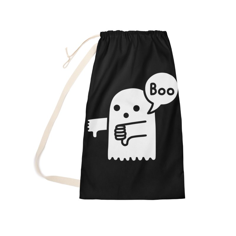 Ghost Of Disapproval Accessories Bag by Threadless Artist Shop