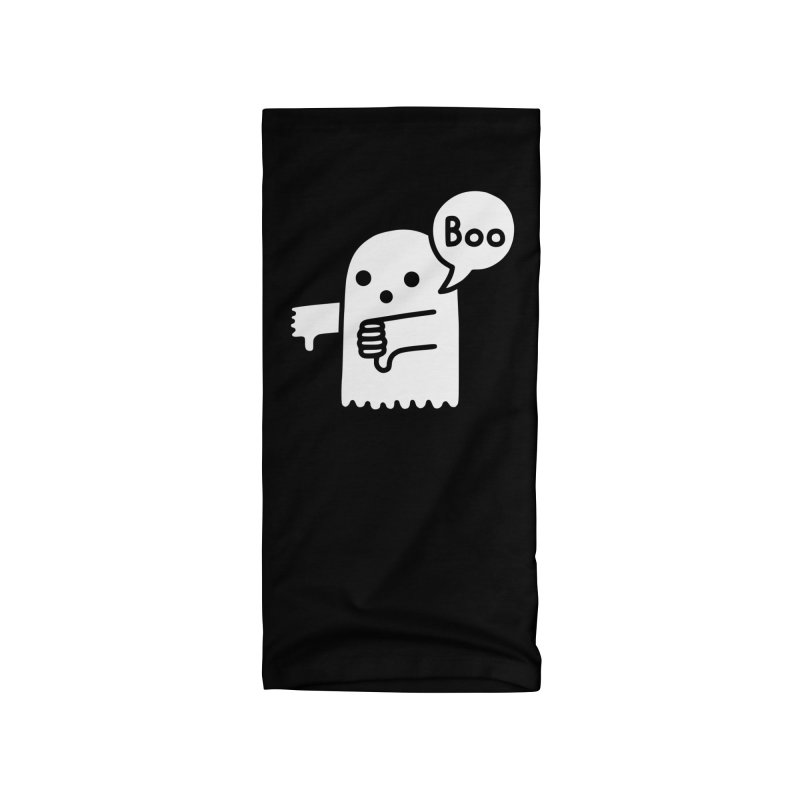Ghost Of Disapproval Accessories Neck Gaiter by Threadless Artist Shop