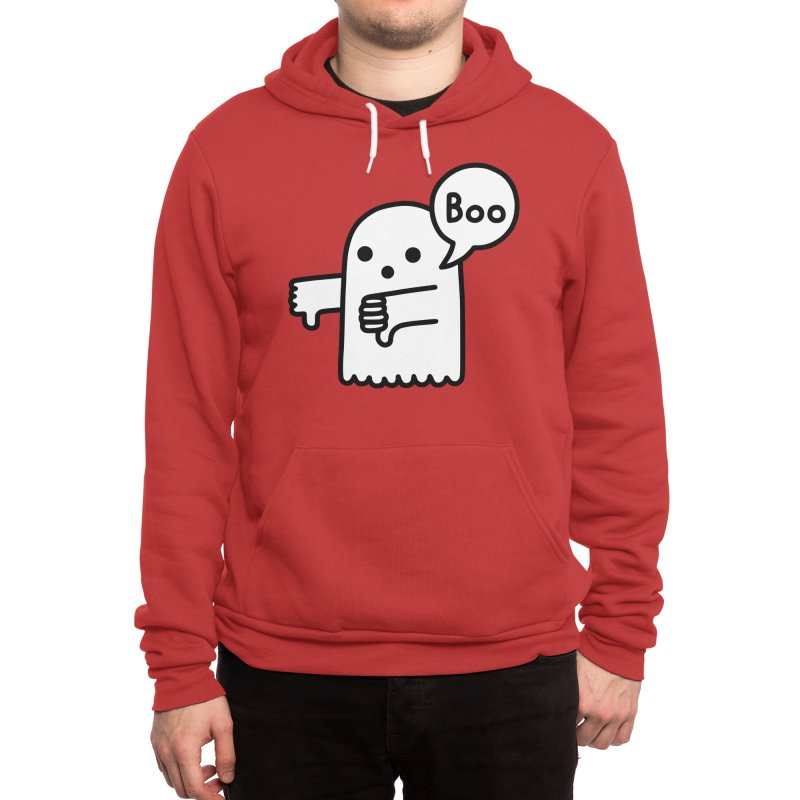 Ghost Of Disapproval Men's Pullover Hoody by Threadless Artist Shop