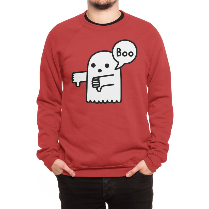 Ghost Of Disapproval Men's Sweatshirt by Threadless Artist Shop
