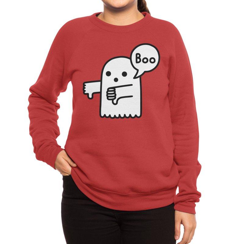 Ghost Of Disapproval Women's Sweatshirt by Threadless Artist Shop