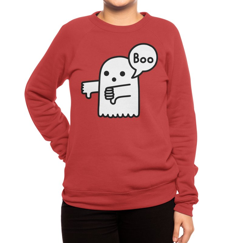 Ghost Of Disapproval Women's Sweatshirt by Threadless Artist Shop