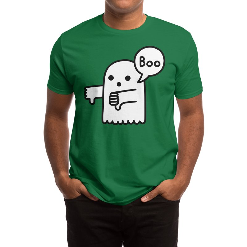 Ghost Of Disapproval Men's T-Shirt by Threadless Artist Shop