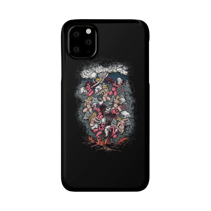 Good vs. Evil Accessories Phone Case by Threadless Artist Shop