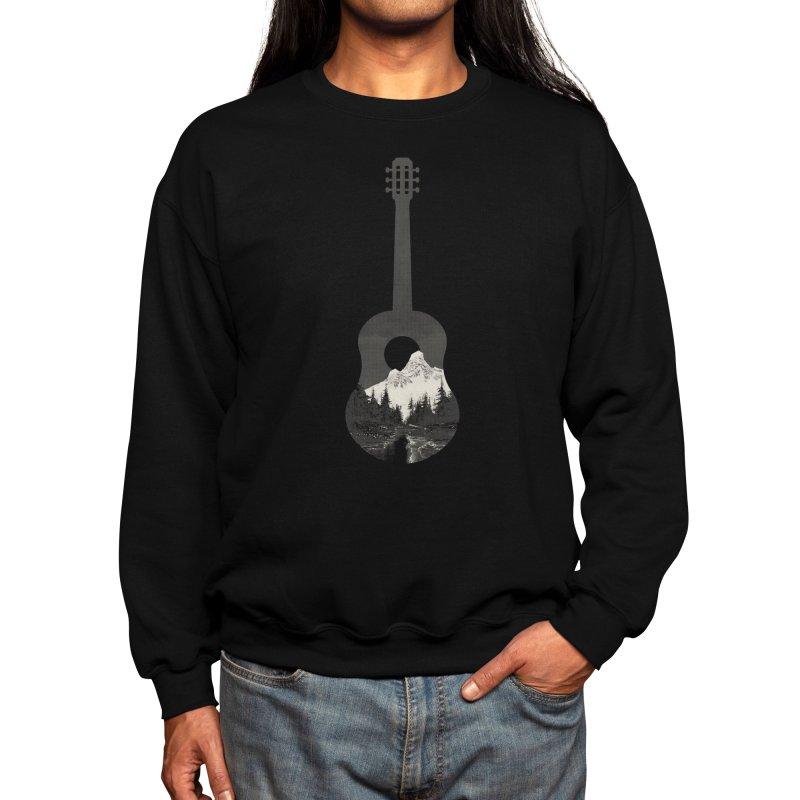 Goodnight Men's Sweatshirt by Threadless Artist Shop