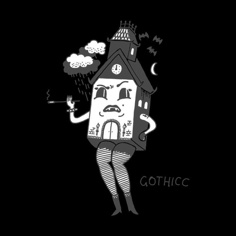 GOTHICC Men's T-Shirt by Threadless Artist Shop