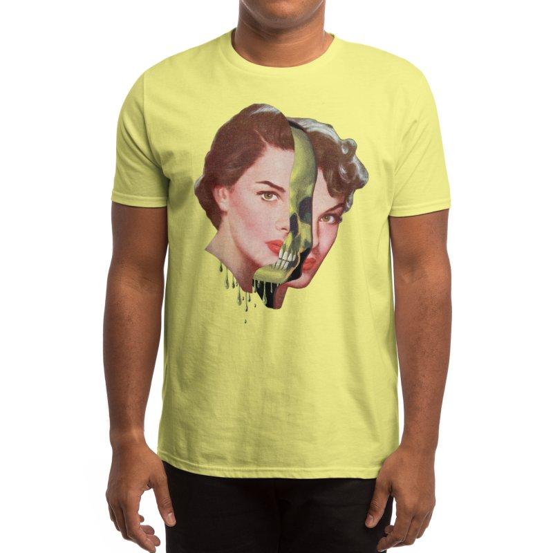 Lady Skull Men's T-Shirt by Threadless Artist Shop