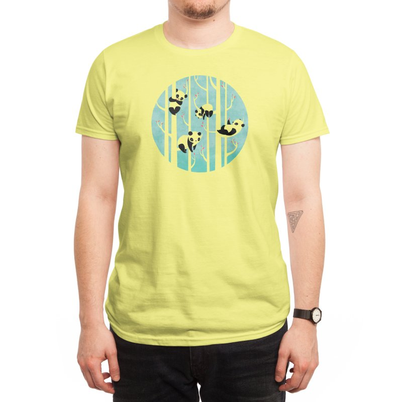 Lazy Sunday Men's T-Shirt by Threadless Artist Shop