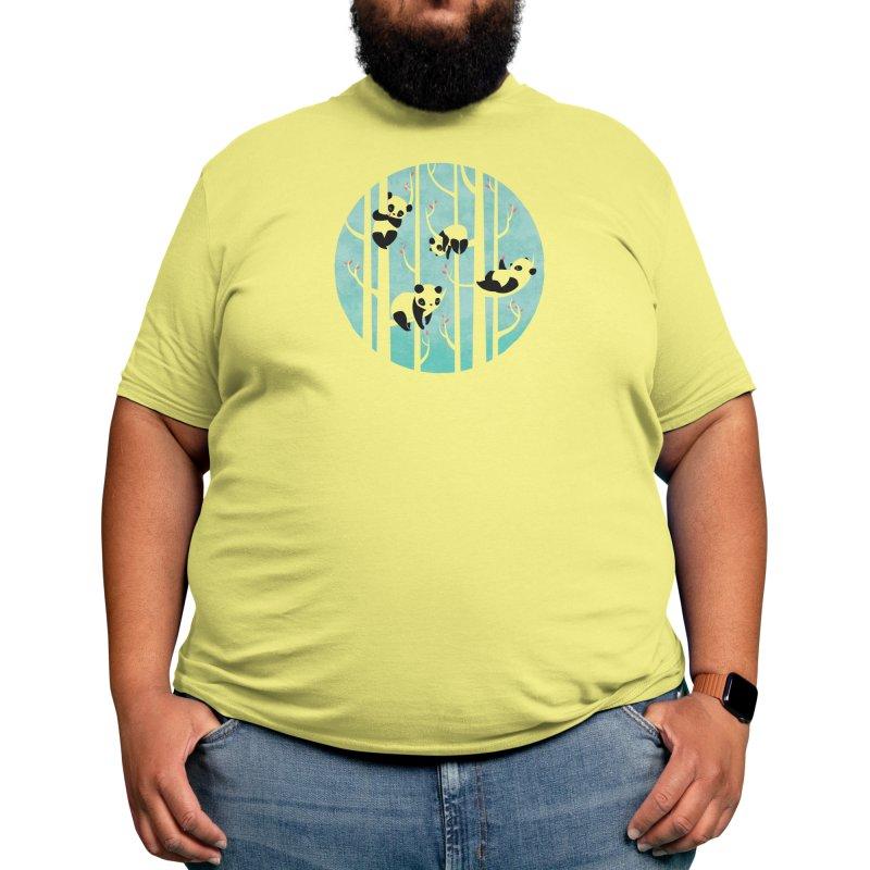 Lazy Sunday Men's T-Shirt by Threadless Artist Shop