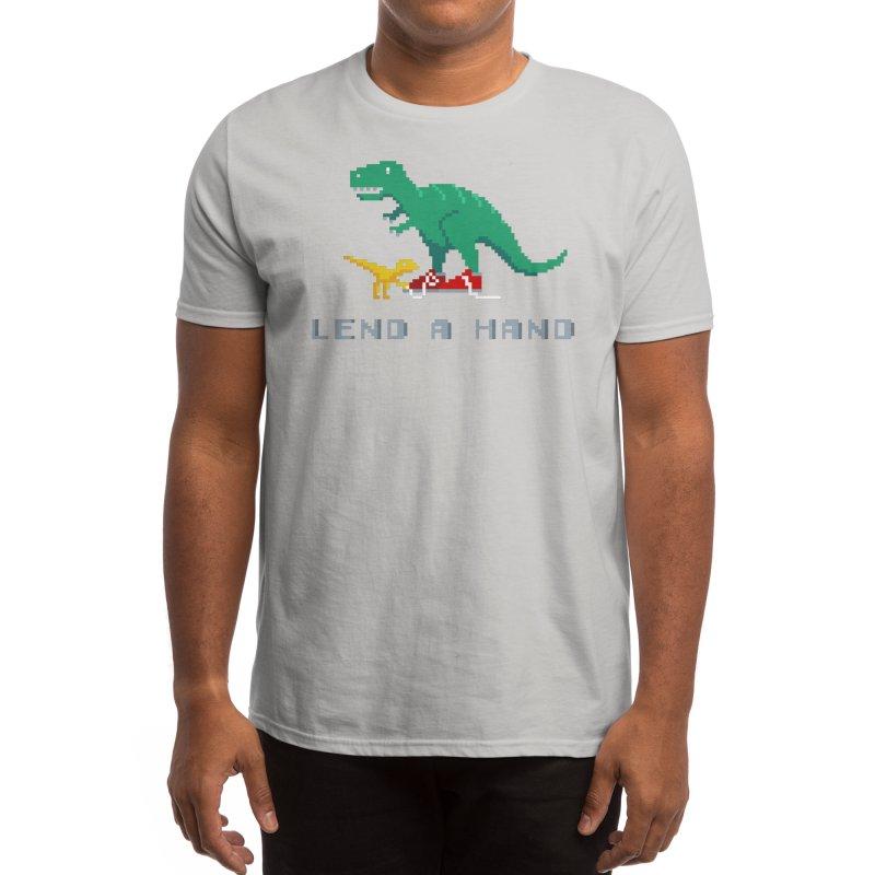 Lend A Hand - Cody Weiler Men's T-Shirt by Threadless Artist Shop