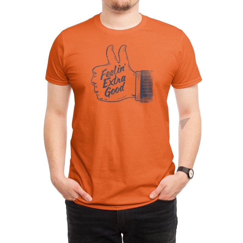 Double Thumbs Men's T-Shirt by Threadless Artist Shop