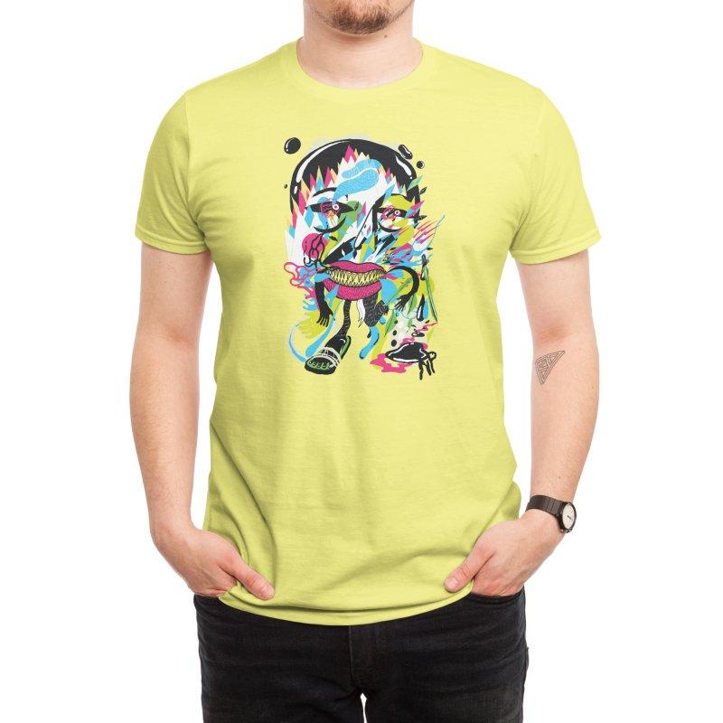 Let Our Veins Do The Talking Men's T-Shirt by Threadless Artist Shop