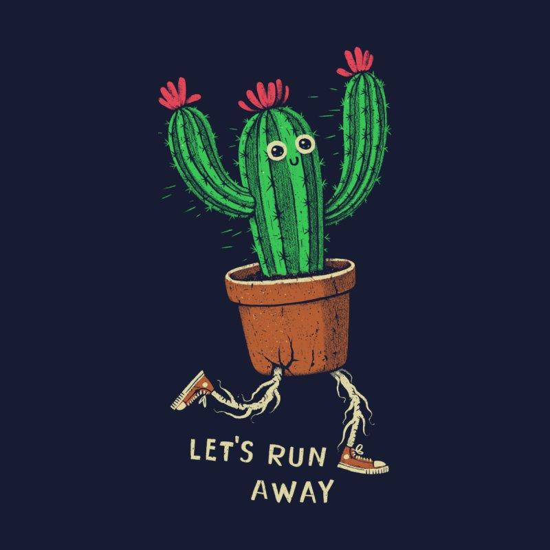 Let's run away Women's Sweatshirt by Threadless Artist Shop