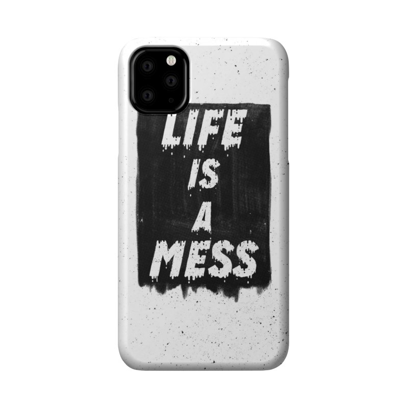 Life Accessories Phone Case by Threadless Artist Shop