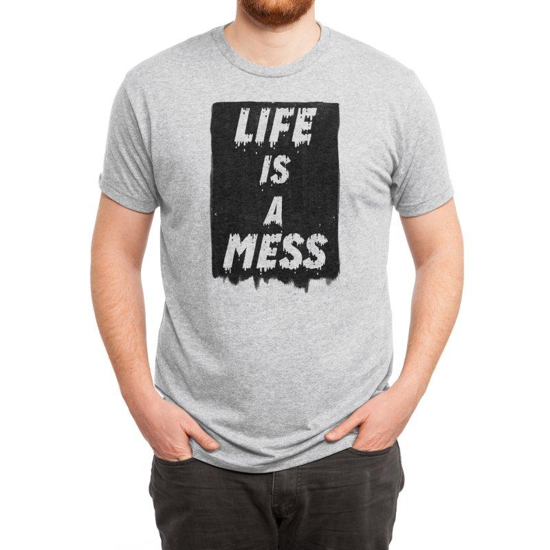 Life Men's T-Shirt by Threadless Artist Shop