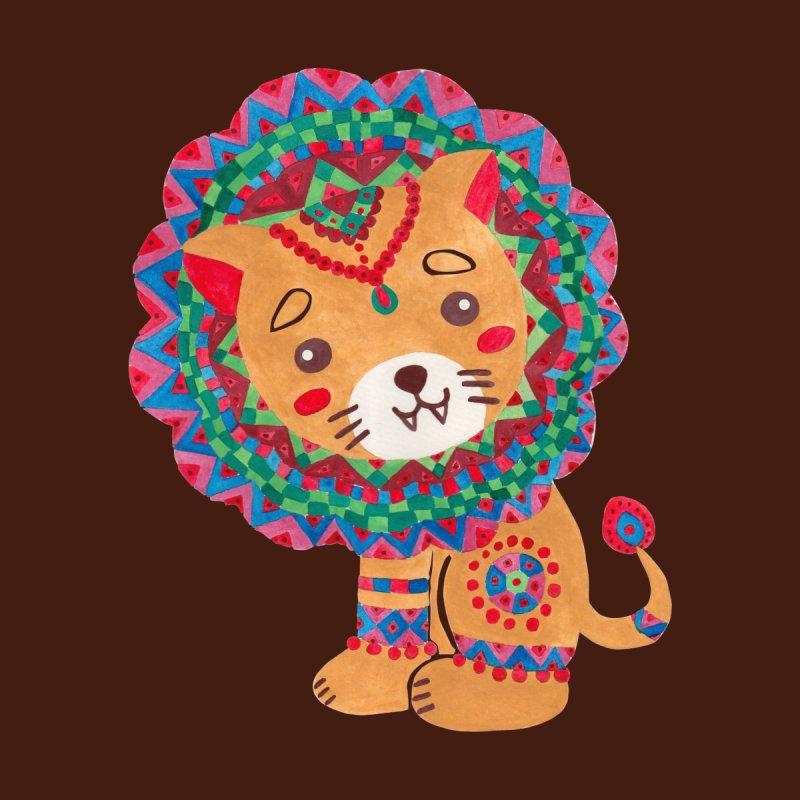 Little King of the Jungle Men's T-Shirt by Threadless Artist Shop