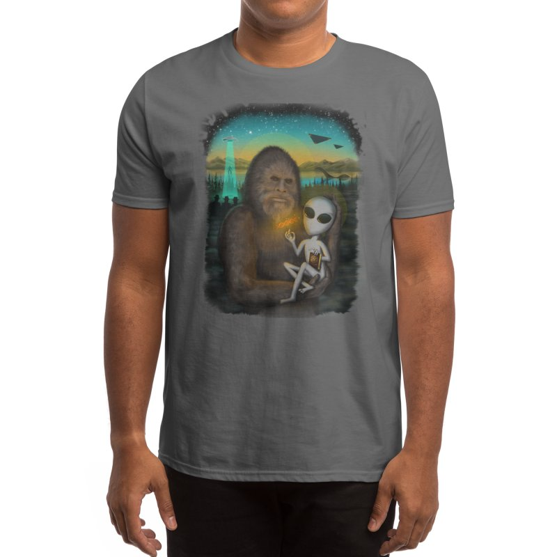 I Want To Believe - Andy Pitts Men's T-Shirt by Threadless Artist Shop