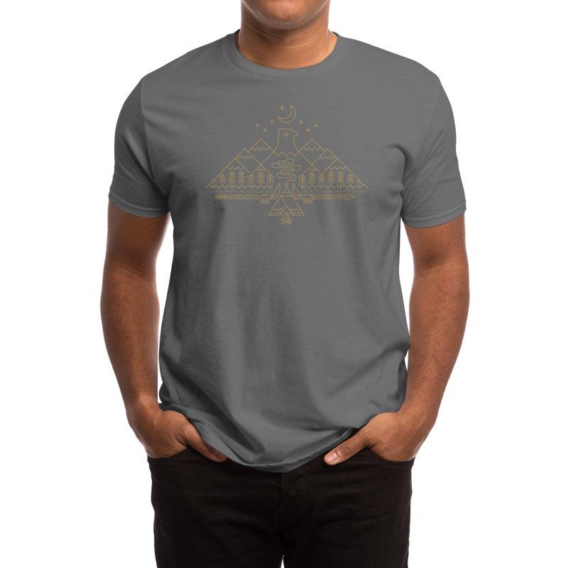 I Was an Eagle Men's T-Shirt by Threadless Artist Shop
