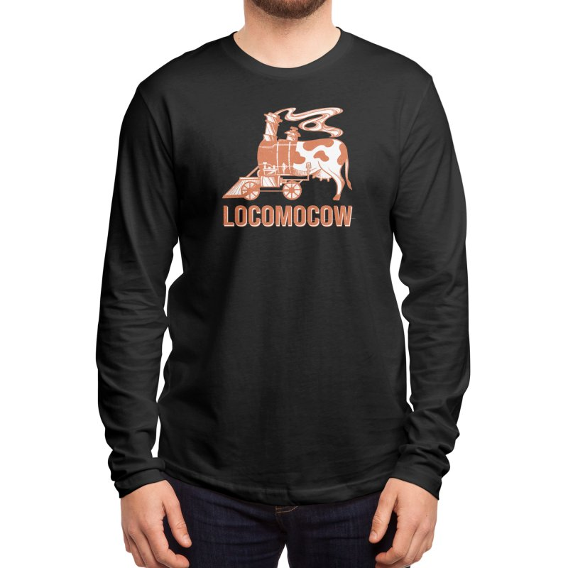 LOCOMOCOW Men's Longsleeve T-Shirt by Threadless Artist Shop