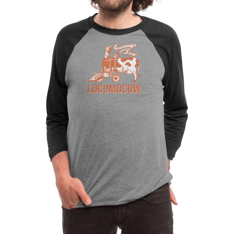 LOCOMOCOW Men's Longsleeve T-Shirt by Threadless Artist Shop
