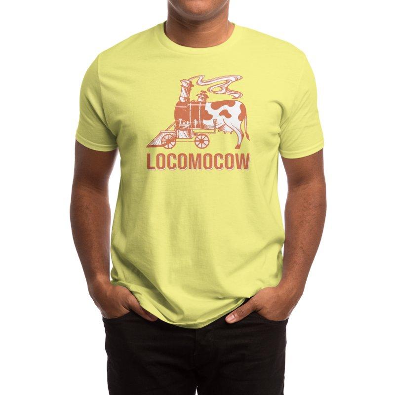 LOCOMOCOW Men's T-Shirt by Threadless Artist Shop