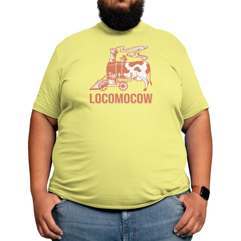 LOCOMOCOW Men's T-Shirt by Threadless Artist Shop