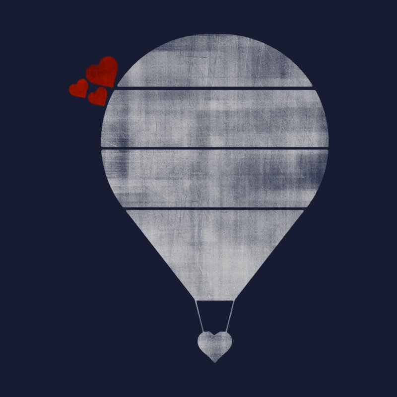 Love Is In the Air Men's T-Shirt by Threadless Artist Shop