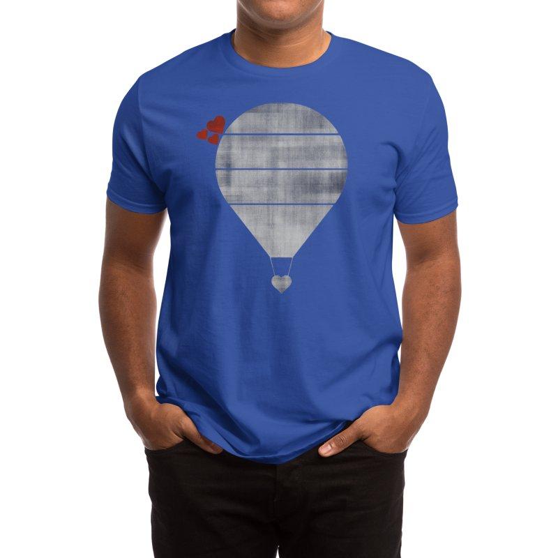Love Is In the Air Men's T-Shirt by Threadless Artist Shop