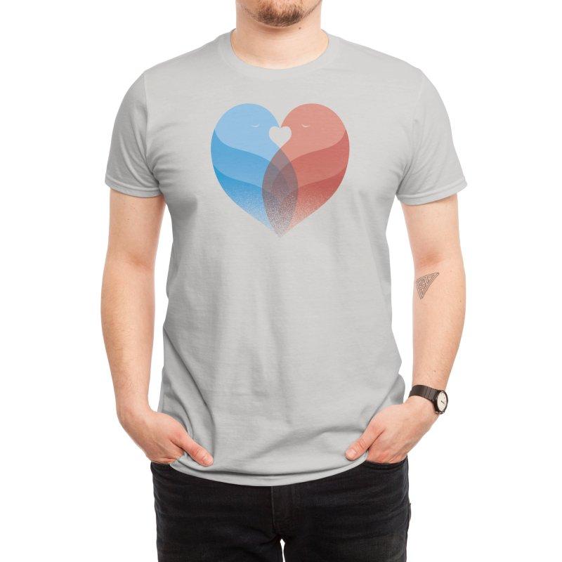Lovebirds Men's T-Shirt by Threadless Artist Shop