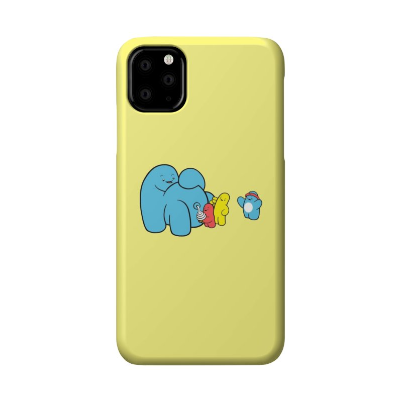Ice Cream Mann Accessories Phone Case by Threadless Artist Shop