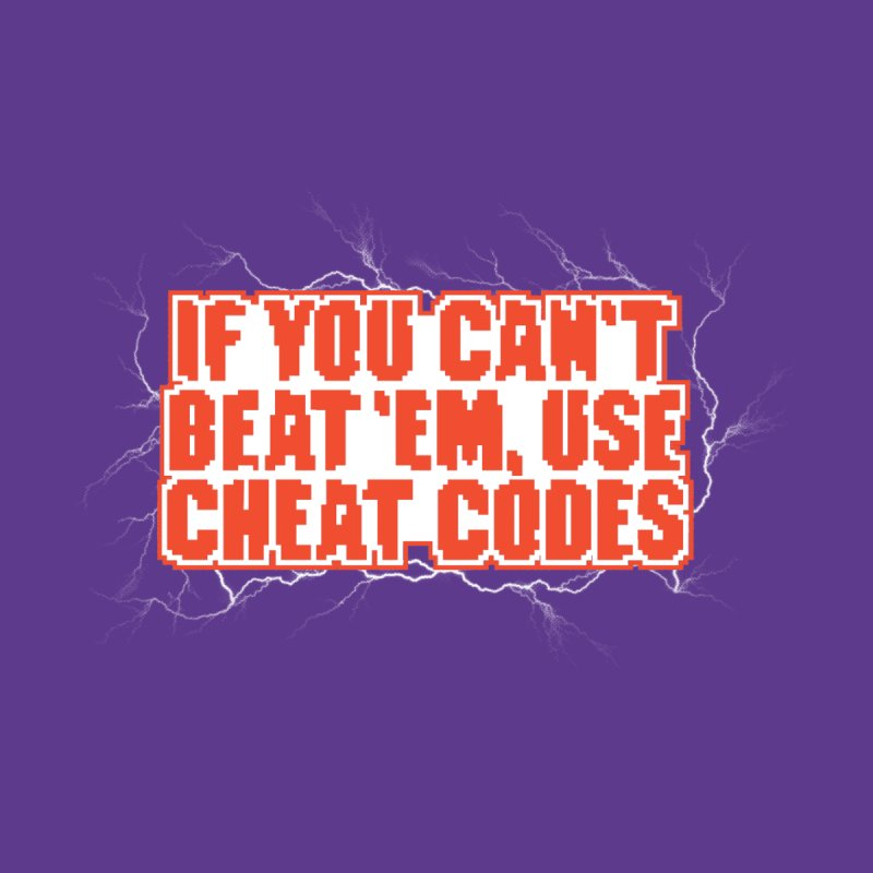If you can't beat 'em, use cheat codes Men's T-Shirt by Threadless Artist Shop