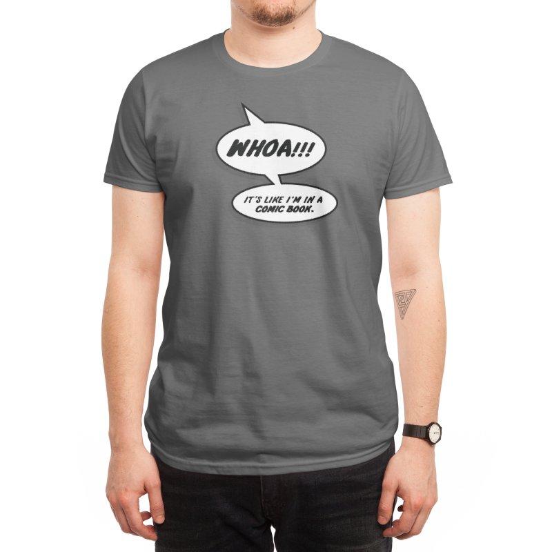In A Comic Men's T-Shirt by Threadless Artist Shop