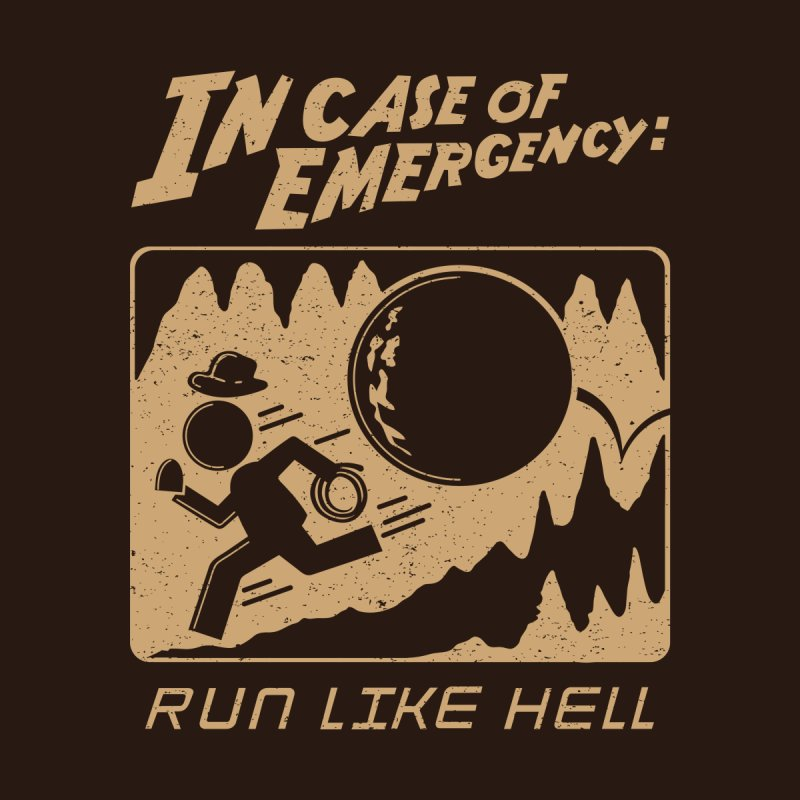 In(dy) Case of Emergency Men's T-Shirt by Threadless Artist Shop