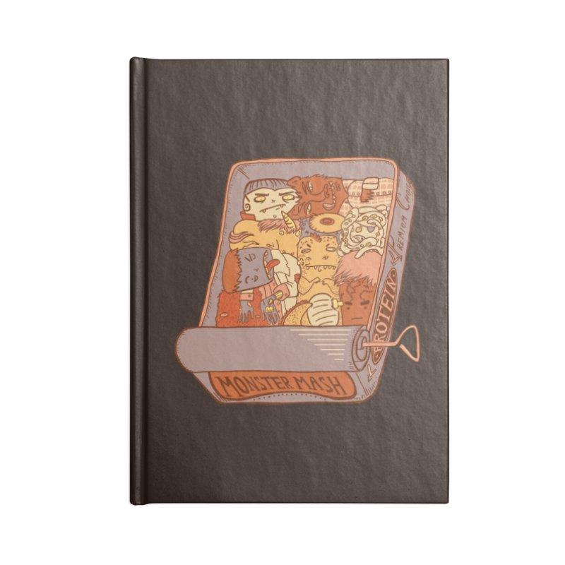 Monster Mash Accessories Notebook by Threadless Artist Shop