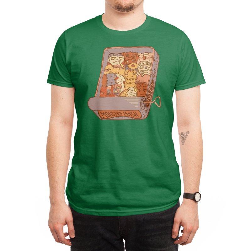 Monster Mash Men's T-Shirt by Threadless Artist Shop