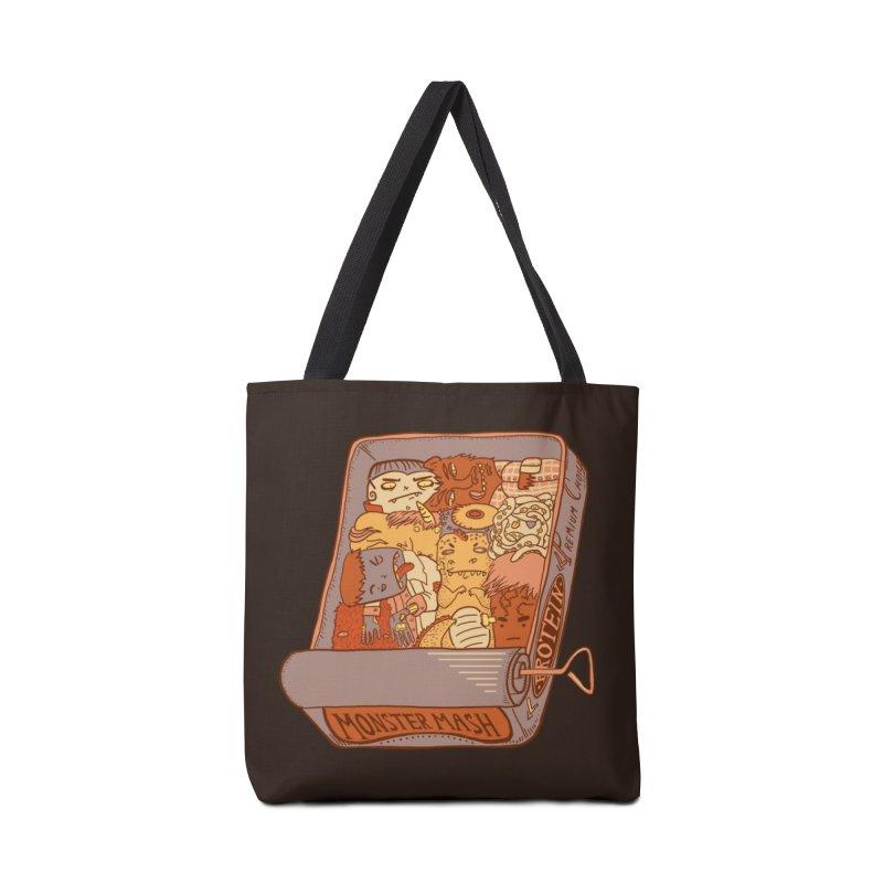Monster Mash Accessories Bag by Threadless Artist Shop