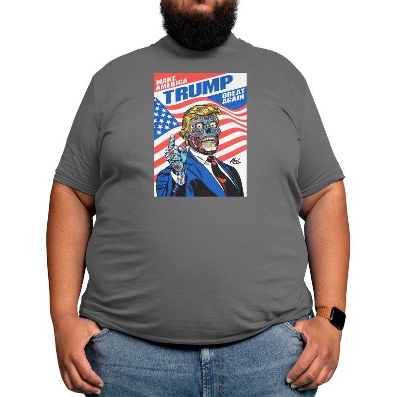 Make America Great Men's T-Shirt by Threadless Artist Shop