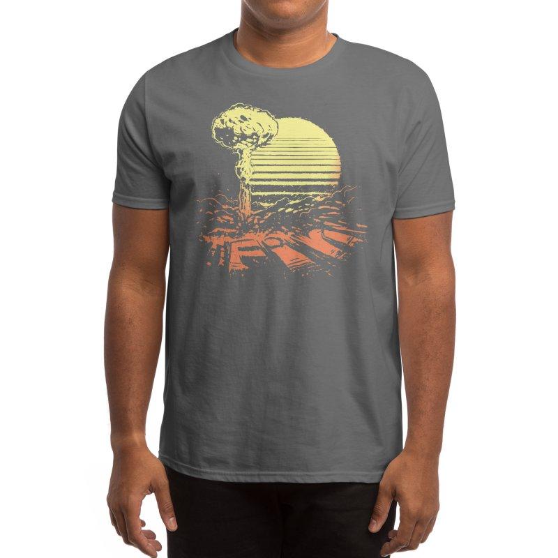 Fin - Mitch Loidolt Men's T-Shirt by Threadless Artist Shop