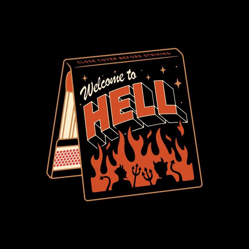 Match Made in Hell Men's T-Shirt by Threadless Artist Shop