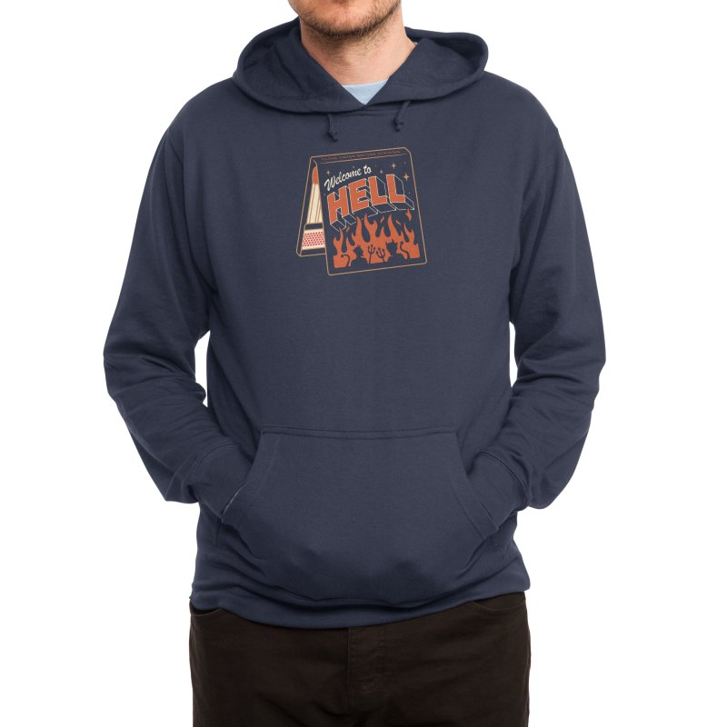 Match Made in Hell Men's Pullover Hoody by Threadless Artist Shop