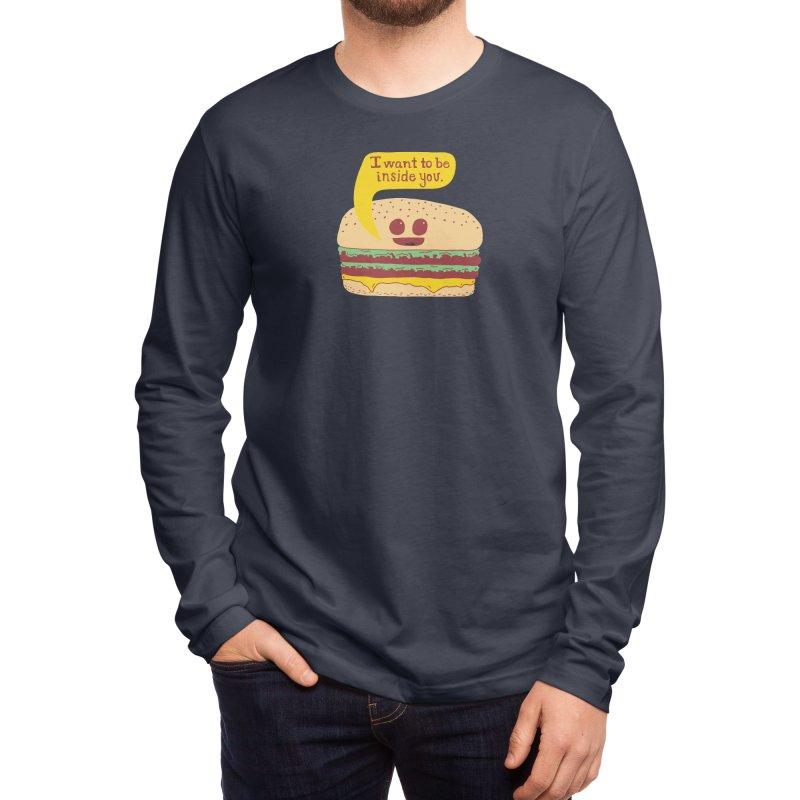 Inside You Men's Longsleeve T-Shirt by Threadless Artist Shop