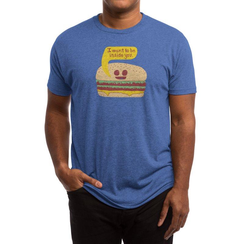 Inside You Men's T-Shirt by Threadless Artist Shop
