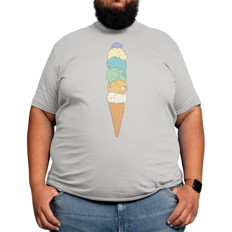 Melting Men's T-Shirt by Threadless Artist Shop