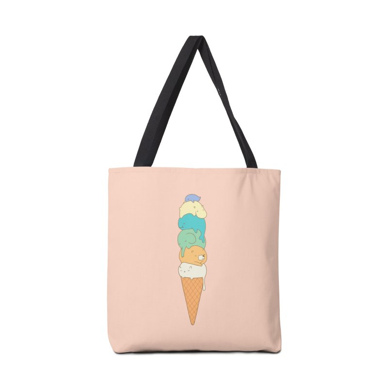 Melting Accessories Bag by Threadless Artist Shop