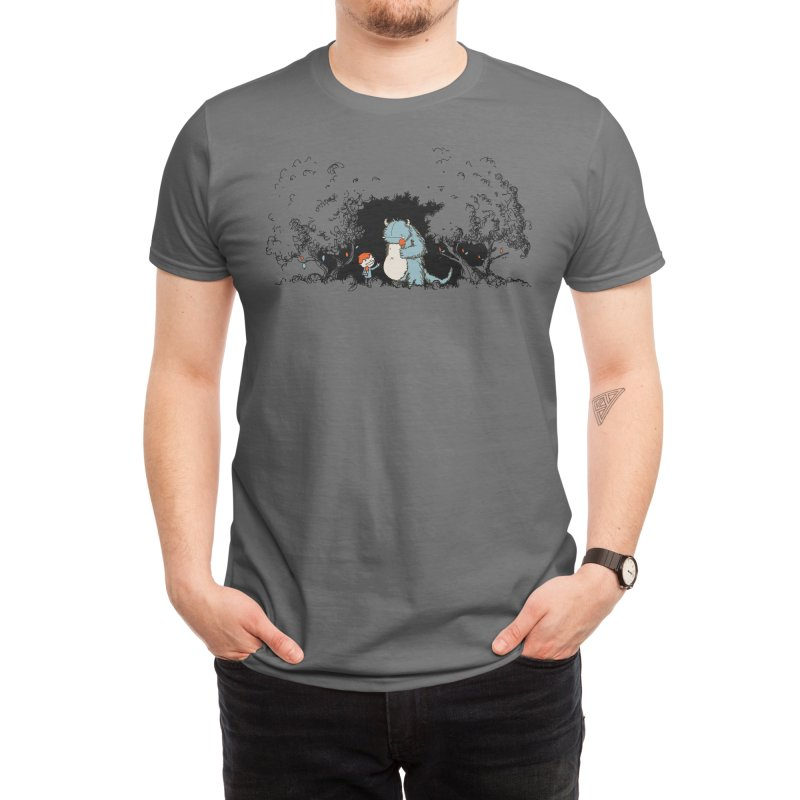 Midnight Snack Men's T-Shirt by Threadless Artist Shop